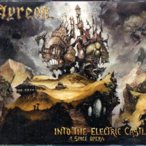 AYR02 -Ayreon - Into The Electric Castle