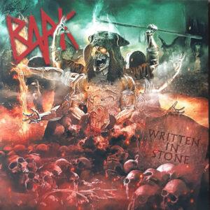 BAR06 -Bark -Written In Stone