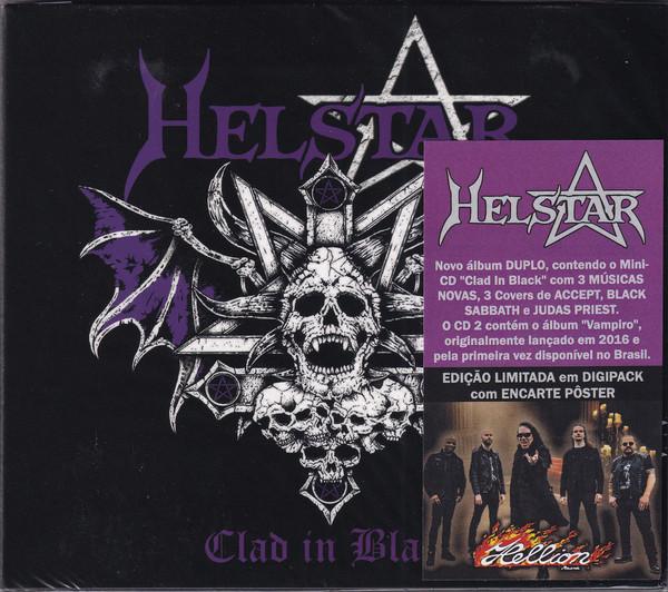 HEL666 - Helstar - Clad in Black + Vampiro