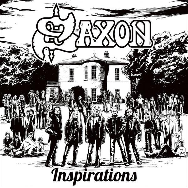 SAX666 - Saxon – Inspirations