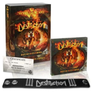DES31 -Destruction -Day Of Reckoning Strictly Limited Edition