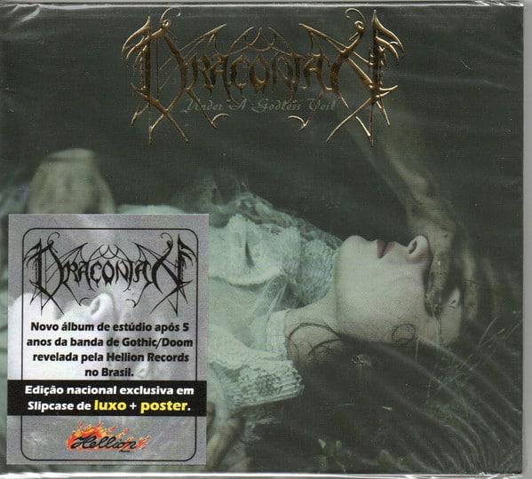 DRA10 -Draconian - Under A Godless Veil