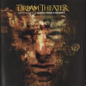 DRE18 -Dream Theater - Scenes From A Memory