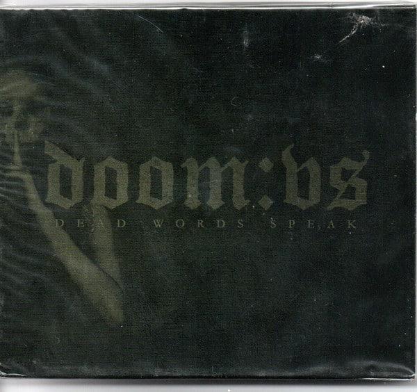 Doom VS – Dead Words Speak