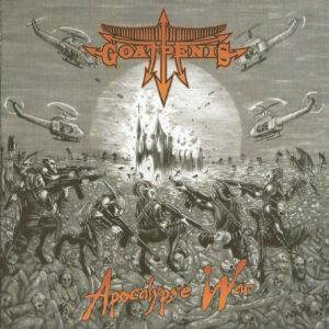 GOA02 -Goatpenis - Apocalypse War