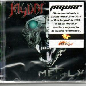 JAG06 -Jaguar – Metal X - Run Ragged