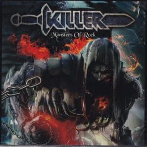 KIL14 -Killer - Monsters Of Rock