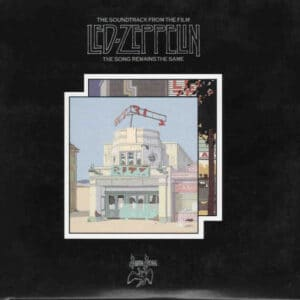 LED06 -Led Zeppelin - The Soundtrack From The Film The Song Remains The SameCDS