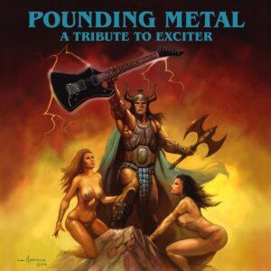 POU01 -Pounding Metal - A Tribute To Exciter