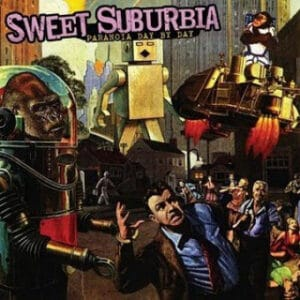 SWE01 -Sweet Suburbia -Paranoia Day By Day