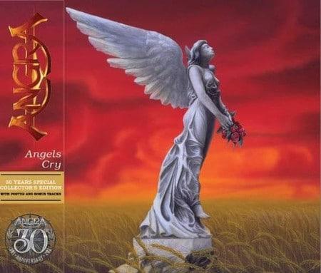 ANG666 - Angra - Angels Cry - Edição 30 anos