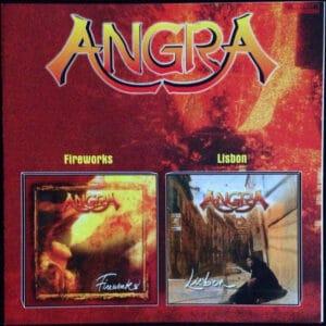 ANG24 -Angra -Fireworks- Lisbon