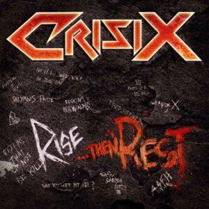 CRI01 -Crisix -Rise… The Rest