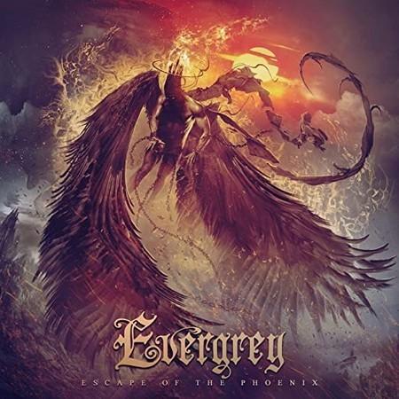 EVE667 Evergrey - Espace of the Phoenix