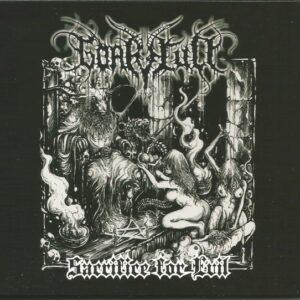 GOA04 -Goat Cult - Sacrifice For Evil