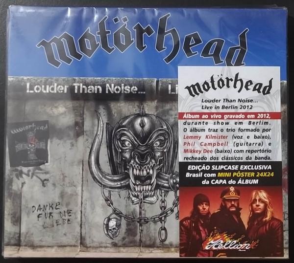 MOT666 - Motorhead - Louder Than Noise