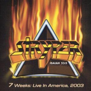 STR22 -Stryper – 7 Weeks Live In America 2003