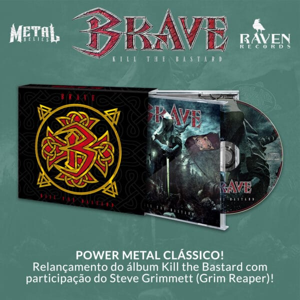 BRA66 - Brave - Kill the Bastard