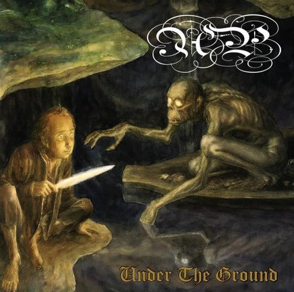 ALT03 -Altú Págánach - Under The Ground