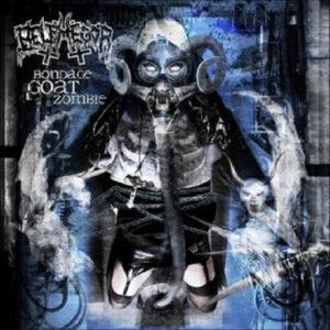 BEL10 -Belphegor - Bomdage Goat Zombie