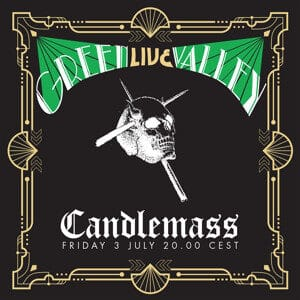 CAN30 -Candlemass - Green Valley Live