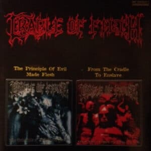 CRA12 -Cradle Of Filth – The Principle Of Evil Made Flesh From The Cradle To Enslave