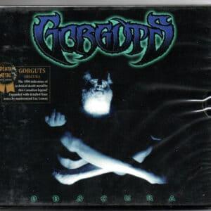 GOR03 -Gorguts- Obscura