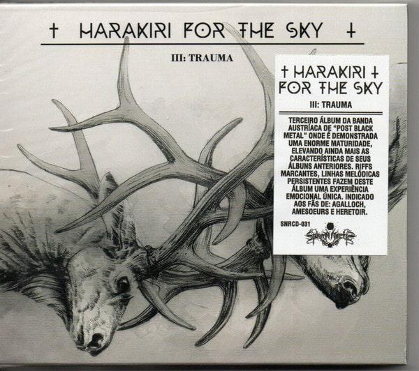 HAR15 -Harakiri For The Sky - III Trauma