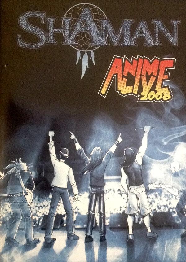 SHA20 -Shaman - Anime Alive 2008