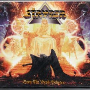 STR14 -Stryper - Even The Devil Believes