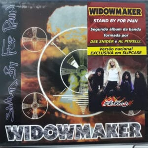 WID01 -Widowmaker - Stand By For Pain